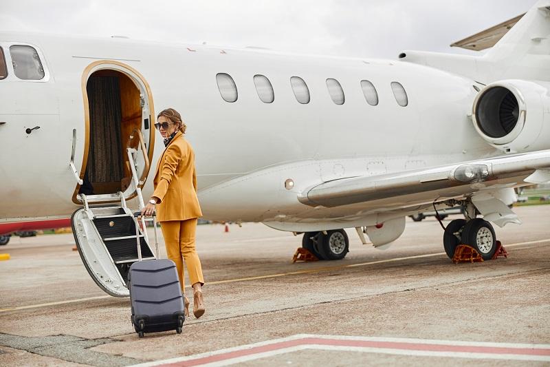Сколько багажа можно взять при аренде частного самолета?